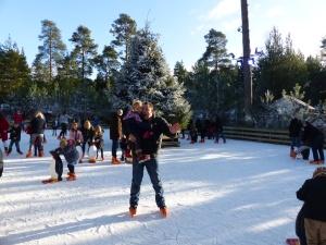 Skating fun!!