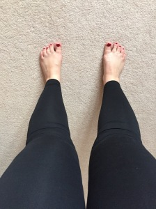 Ready for yoga