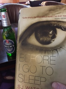 Beer and book