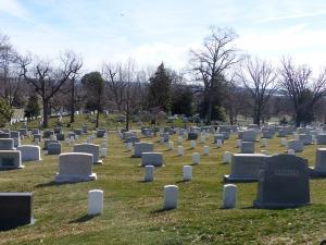 Higgledy piggledy graves