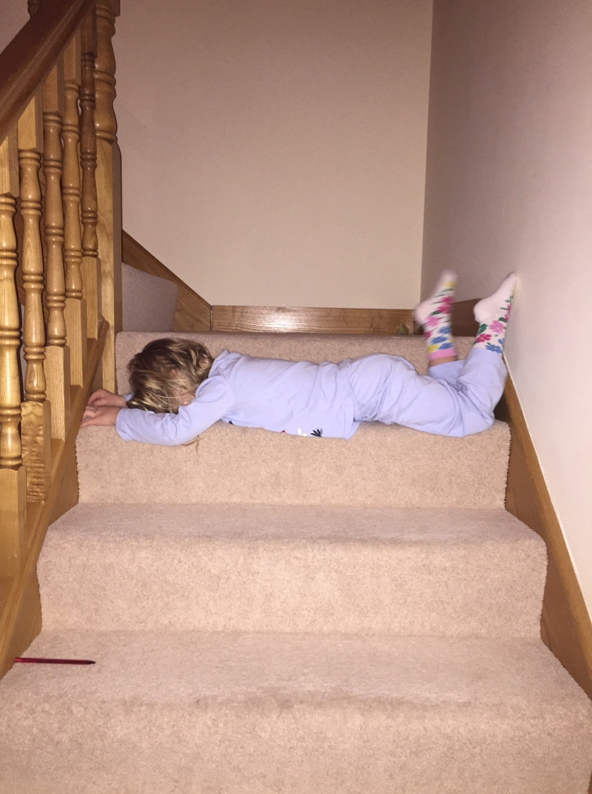 Stairs strop