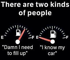 Fuel gauge 2