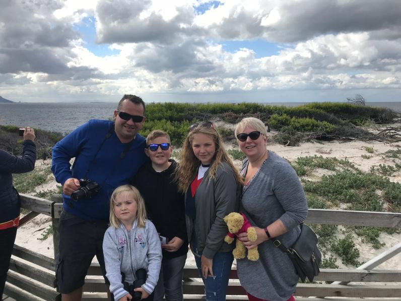 At Boulders Beach